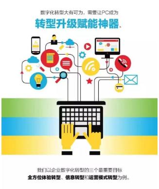 英特尔携手IDC发布白皮书:揭秘企业数字化转型五维度